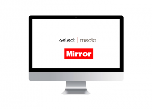 SelectMedia collaborates with mirror.co.uk