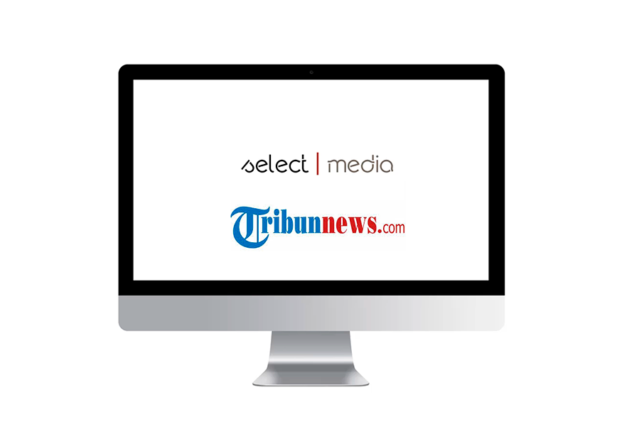 SelectMedia cooperates with Tribunnews.com