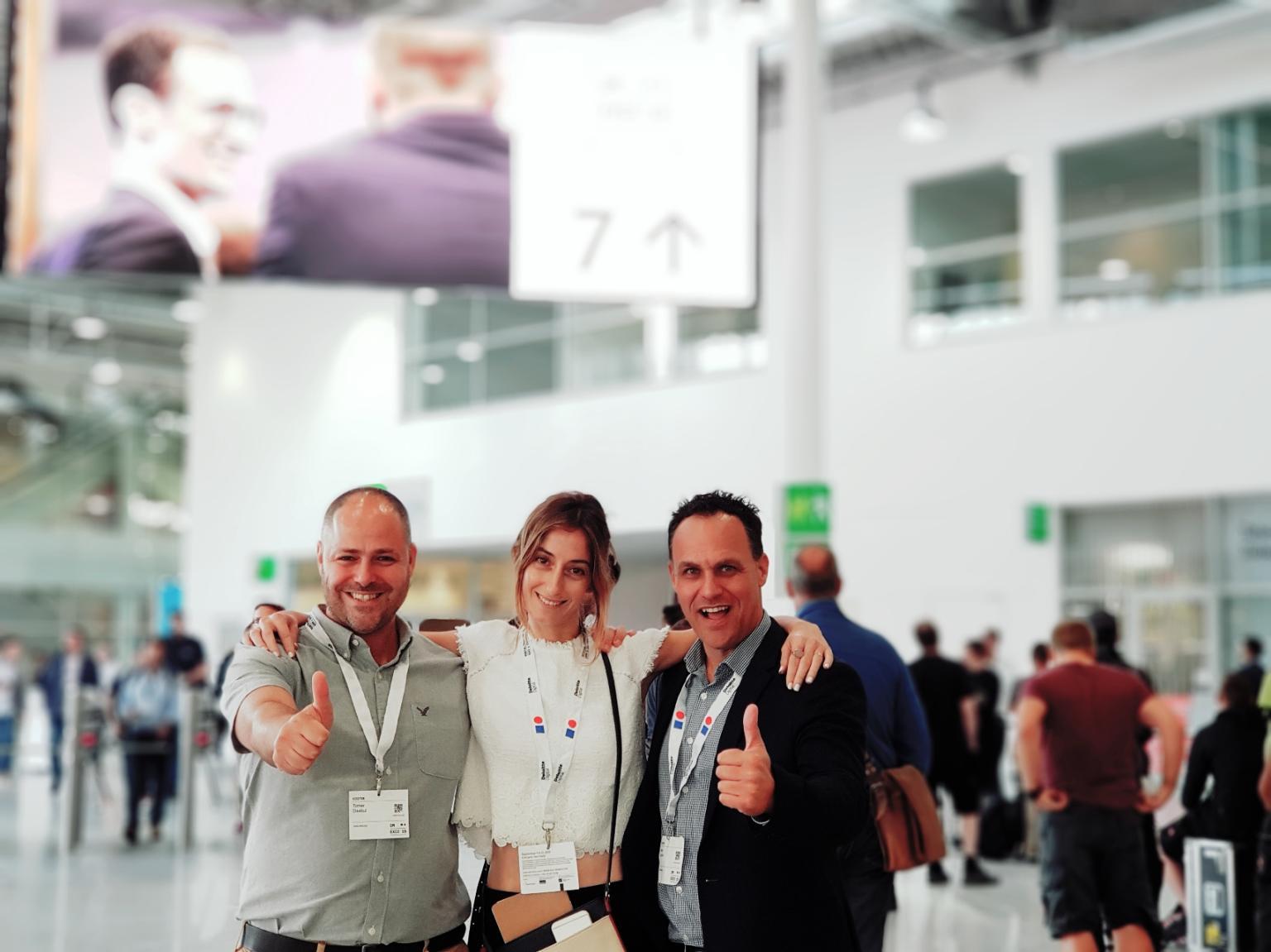 SelectMedia visits DMEXCO 2019