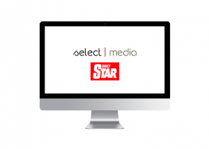 SelectMedia is partnered with DailyStar.co.uk