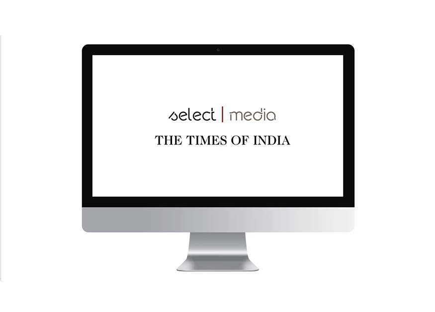 SelectMedia cooperates with The Times of India