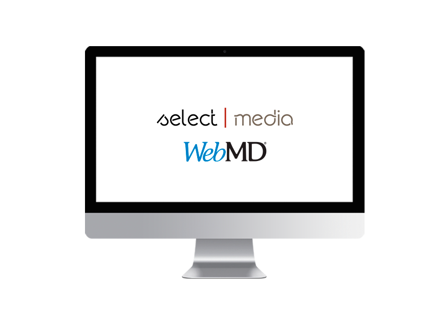 selectMedia collaborates with WebMD.com