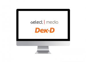 SelectMedia is partnered with DEK-D