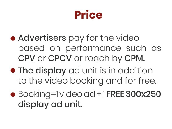 vidsplay price