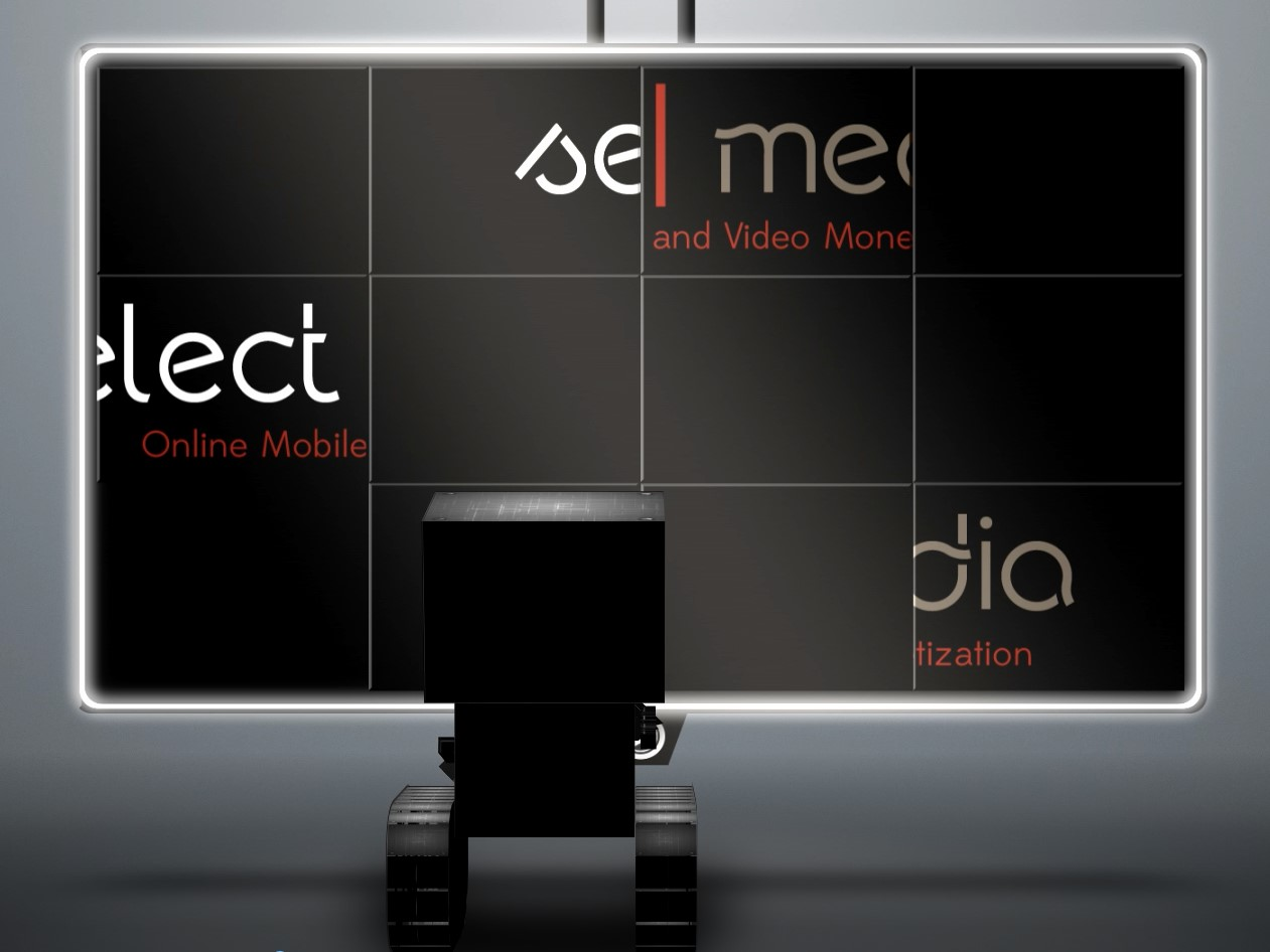 SELECTMEDIA'S FIRST VIDEO AD FROM 2012 (NEVER WAS RELASED)