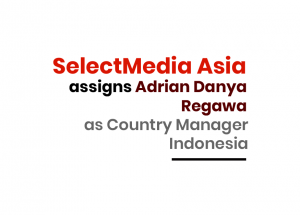 SelectMedia assigns Adrian Danya Regawa as Country Manager Indonesia