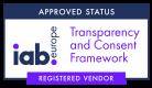 TCF registered Vendor